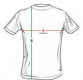 Детские и подростковые футболки, снятие размеров, размерный ряд, возраст и рост ребёнка (подростка).